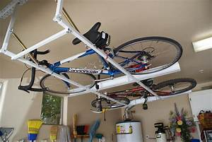 Flat Bike Lift : double motorized bike lift up close strong racks ~ Sanjose-hotels-ca.com Haus und Dekorationen