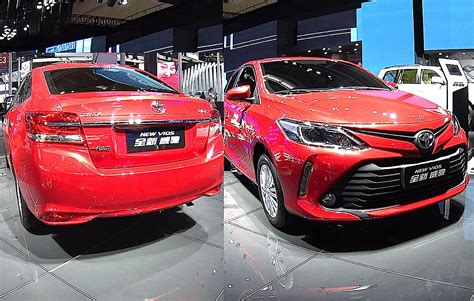 2019 Toyota Vios Redesign  New Car Price Update And