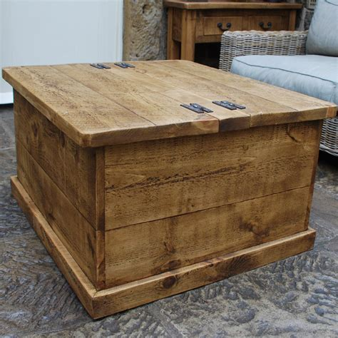 wooden chest trunk coffee table coffee table innovative chest coffee table trunk chest