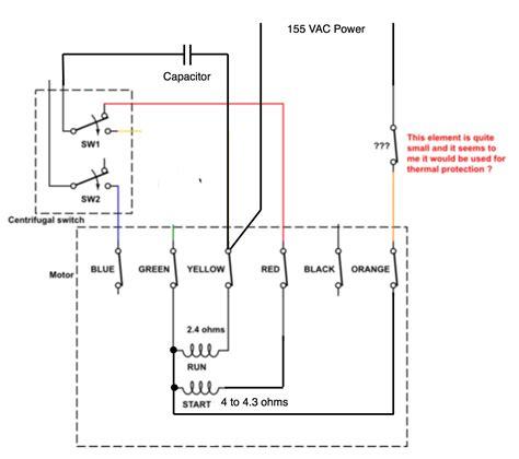 doerr emerson electric motor wiring diagram impremedia net