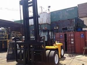 Original Factory Clark C500 Y 950 Ch Forklift Service