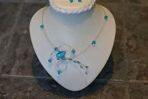 quotparure de mariagequot quotparure de balquot quotbijoux bleu With parure bijoux pour mariage