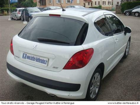 207 peugeot occasion peugeot 207 1 6 hdi 110cv premium pack 2008 occasion auto peugeot 207