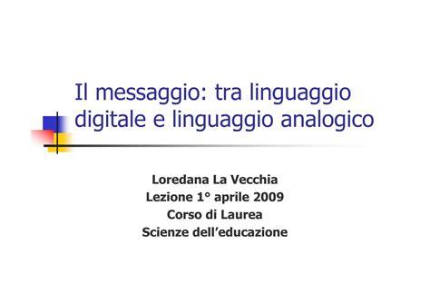 dispense linguaggio c approcci teorici alla comunicazione dispense