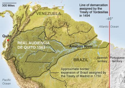 Amazonia and Ecuador The New York Times