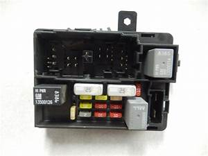 2010 Impala Fuse Junction Box 20821289