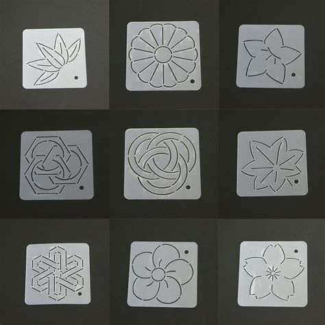 stencils for quilting acrylic quilt template stencils for quilting embroidery