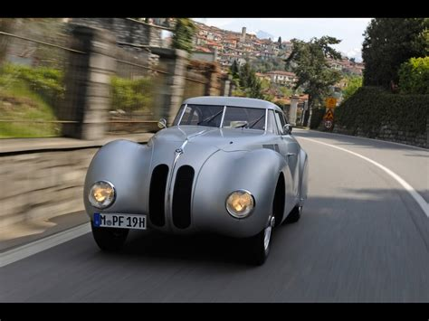 1940 Bmw 328 Kamm Coupe Front Angle Speed 3 1024x768