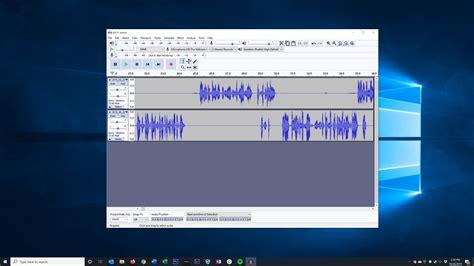 record audio  windows