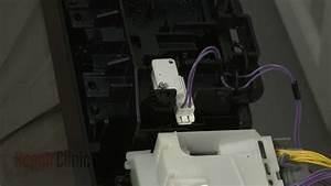 Door Switch Replacement  Part  W10274880