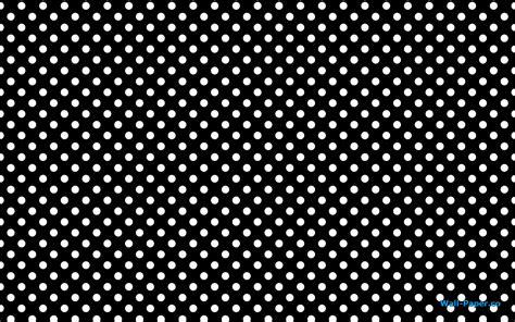 Black And White Polka Dot Background Black And White Dot Wallpaper Wallpapersafari