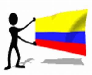 Gifs Animados de la Bandera de Colombia