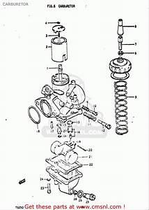 Suzuki Lt F Wiring Diagram