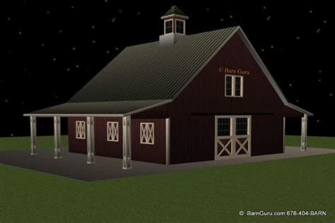 Apartment Barn Plans by Woodworking P More Barn Plans With Apartment