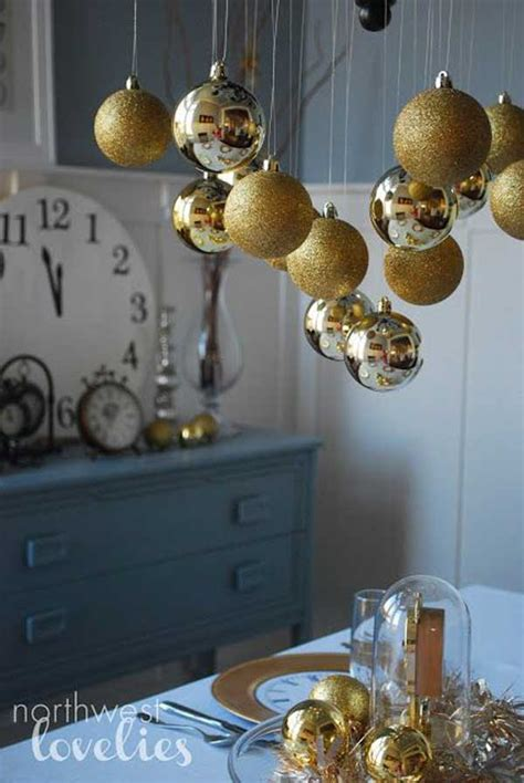 Decorating Ideas New Years by Top 32 Sparkling Diy Decoration Ideas For New Years