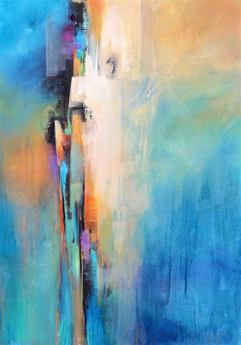 Best 25 Contemporary Paintings Ideas On Pinterest