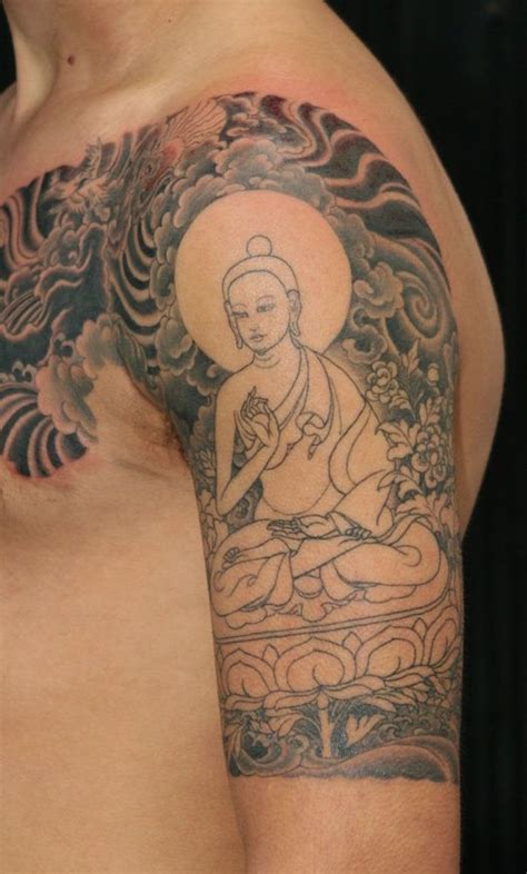 Tatouage Symbole Bouddhiste