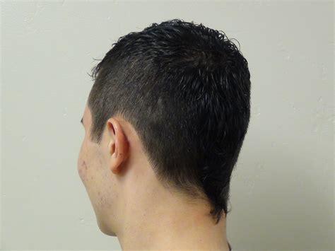 boys short haircut  tail hairstyle boys  girls