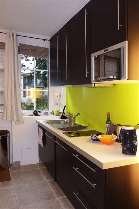 cuisine petit espace design cuisine ikea petit espace dootdadoo com idées de