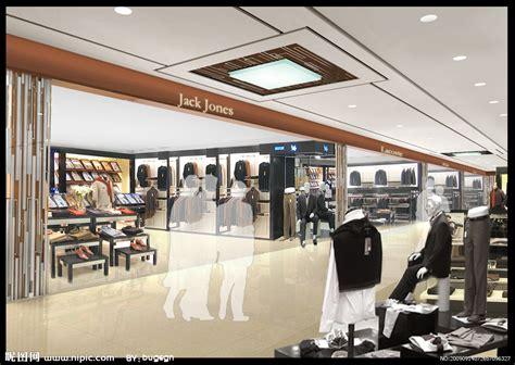 商场设计效果图设计图 室内设计 环境设计 设计图库 昵图网nipic