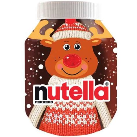 pot de nutella noel carrefour market pot de nutella 950 g sp 233 cial no 235 l pas cher 224 2 83