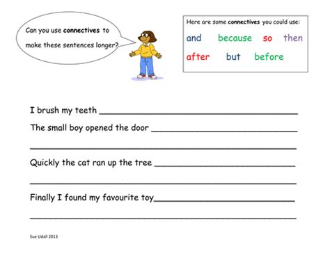 vcop worksheets by sudall teaching resources tes