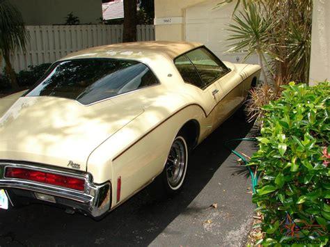 1973 Buick Riviera Boattail by 1973 Boattail Buick Riviera 455 4