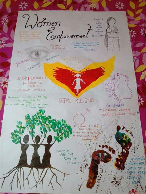poster  women empowerment empowerment art women