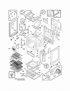 Body Diagram  U0026 Parts List For Model Ew30gf65gsa Electrolux