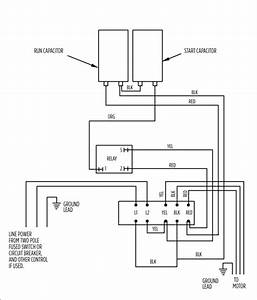 Submersible Pump Control Panel Wiring Diagram