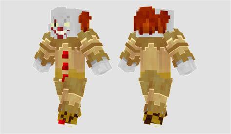 pennywise skin  minecraft minecrafteo
