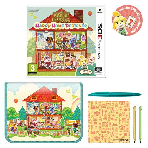 Animal Crossing Happy Home Designer  Nintendo Uk Store