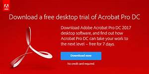 Adobe acrobat dc pro standard and reader direct download for Acrobat pro dc free download