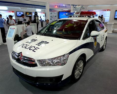 New Police Cars From China