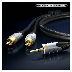 Cinch Kabel Audio : sommercable ambience series stereo audio kabel cinch ~ Jslefanu.com Haus und Dekorationen