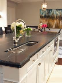 countertop for kitchen island 10 high end kitchen countertop choices kitchen ideas design with cabinets islands