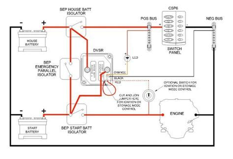 Dual Battery Wiring Diagram Chat Truck Accessories
