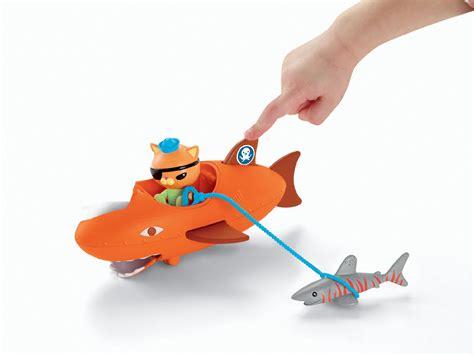 Disney Octonauts Gup Vehicle Gup-b