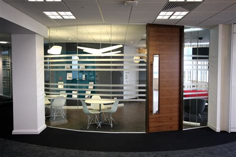 Making the most of small office spaces with glass