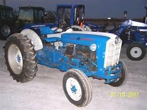 Ford 801 Powermaster Tractor Compare To 8n  U0026 9n