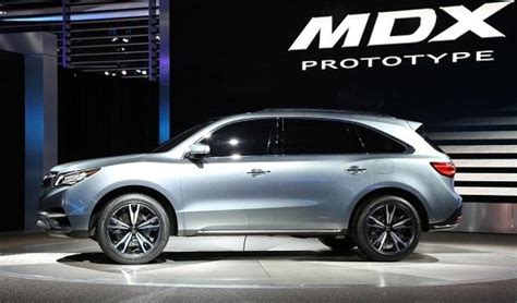 Acura Mdx 2015 Specs by 2015 Acura Mdx Review Price And Specs Newcarsuv