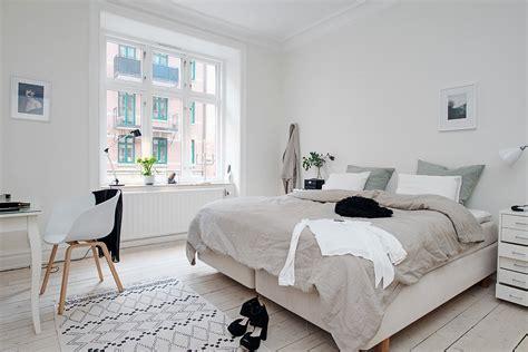 bedroom design  scandinavian style