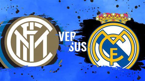 Inter de Milão x Real Madrid: saiba onde assistir à ...