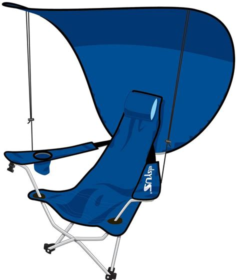 Kingpin Folding Chair With Canopy by Our Popular Portable Folding Chair Now With A Uv Canopy