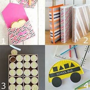 20 Adorable Back to School Crafts DIY School Crafts