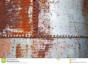 Old Rusted Metal Background Texture Stock Photo - Image of ...