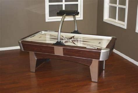brunswick air hockey table review
