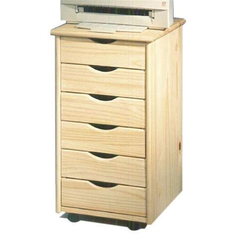 caisson pour bureau caisson de bureau sur roulettes vernis naturel achat