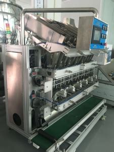 full automatic  heads cosmetic facial mask filling packing machine bkpack source