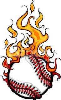 Cartoon Baseball Ball